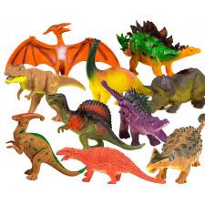 Динозавры, ростишки, животные