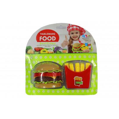 """Набор""""Гамбургер+фри"""""""