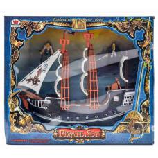 """Пиратский корабль """"Pirate set"""" мал."""