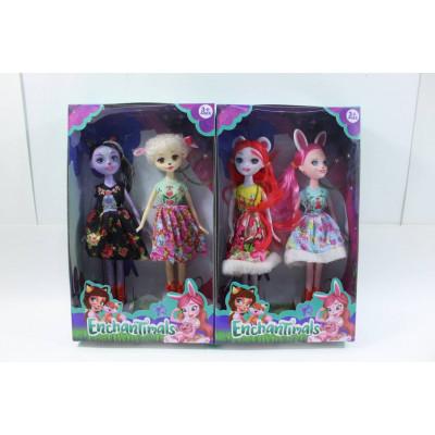 """Набор из 2 кукол """"Enchantimals"""""""
