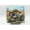 """Лего солдатики """"Desert Storm"""" (12 шт. в уп.)"""