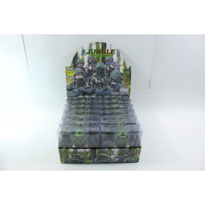 "Лего солдатики ""Jungle Special Forces"" в ассортименте"