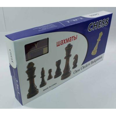 """Настольная игра  """"Chess"""" (3 в 1)"""