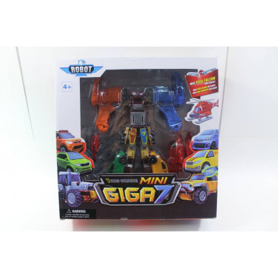 "Трансформер ""Robot""""Mini Giga 7"""