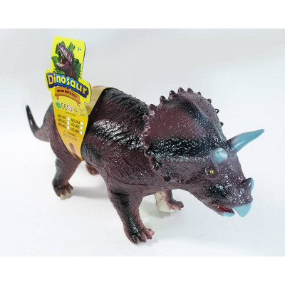 (М)Стиракозавр муз мал в пакете