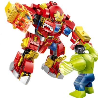 Лего герои 320 деталей