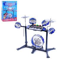 Синтезатор+барабанная установка