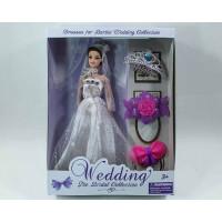 (М)Кукла невеста с аксессуарами