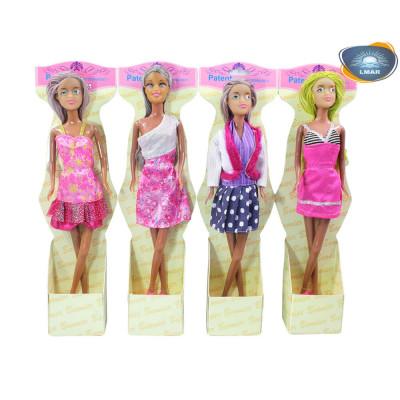 "(М) Кукла ""Барби""- мулатка  (18 шт. в уп.)"