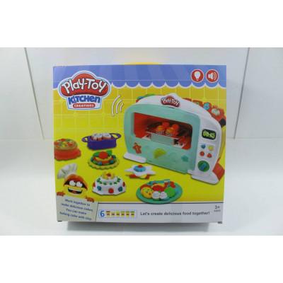 "Набор для лепки ""Play - Toy Kitchen Creations"""