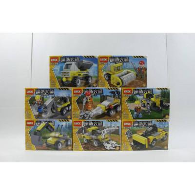 """Лего """"Строительная техника"""" в ассортименте"""