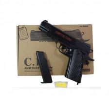 (М) Металлический пистолет