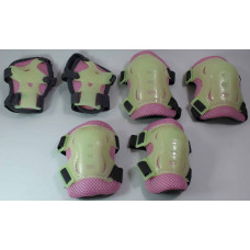 (М) Защита для колен, локтей и голени