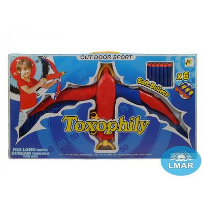 """(М) Арбалет """"Toxophily"""" (в кор.)"""