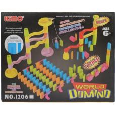 "(М) Детское домино ""World Domino"""