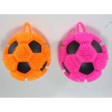 (М)Футбольный мяч свет. (по 6 шт. в уп.) YW825-33 /ящ 48