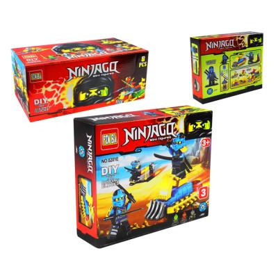 Лего ниндзяго по 8 шт в упаковке