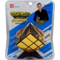 Кубик рубика Золотой (на блист.)