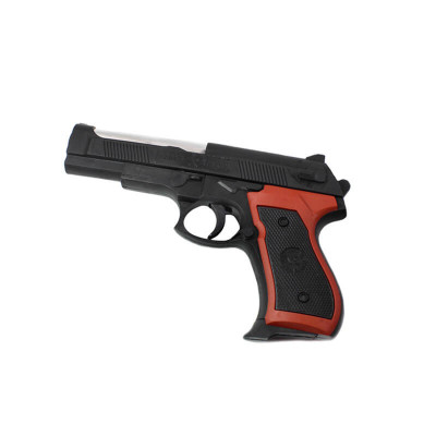 (М) Пистолет в пакете