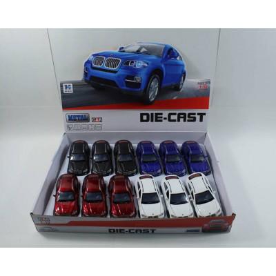 """(2M) Моделька """"BMW"""""""