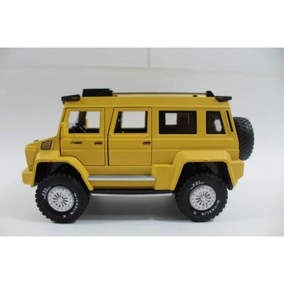(2M)Модельки Джип+Мерс Дубай №9601-2 /ящ 48