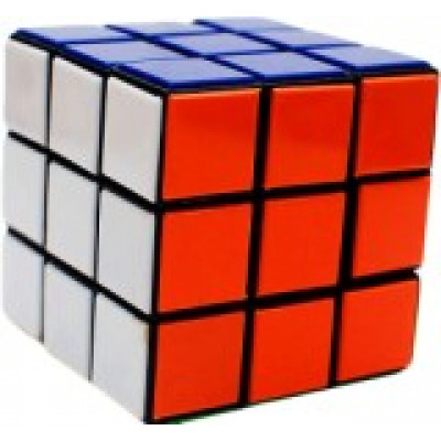 (М) Кубик-рубик в пакете (7,5 см.)