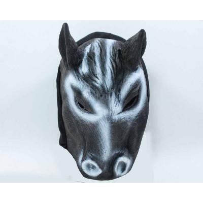 """(М) Маска резиновая """"Лошадь"""""""