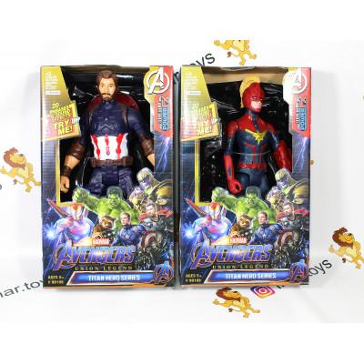 (М)Герои в коробке ассорти