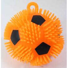 (М)Футбольный мяч мал. светящейся