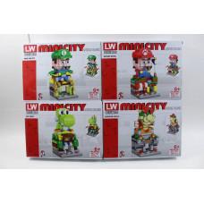 "(М)Конструктор ""LW Mini City"" ""Марио"" (232-258 д.)"