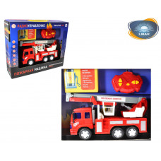 Пожарная машина на п/у