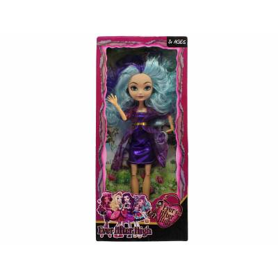 Кукла в коробке на шарнирах