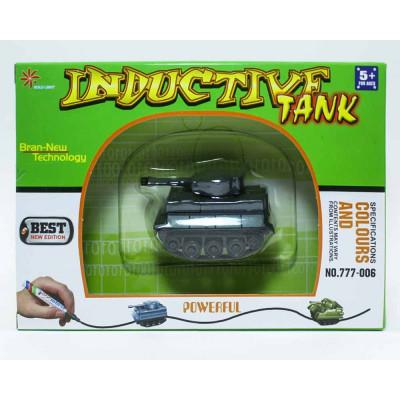 (М)Танк в коробке K-72-2 № 777-006