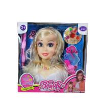 (М)Кукла голова для макияжа