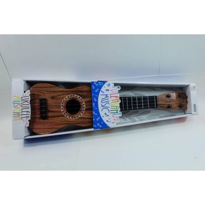 (2М)Гитара деревянная