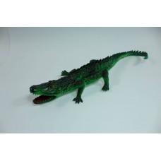 (2М)Крокодил рез. пищалка /ящ 144