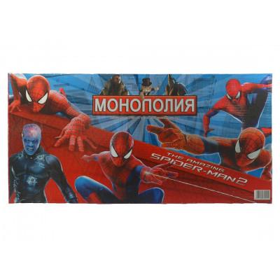 "(2М) Монополия ""Человек - Паук"""