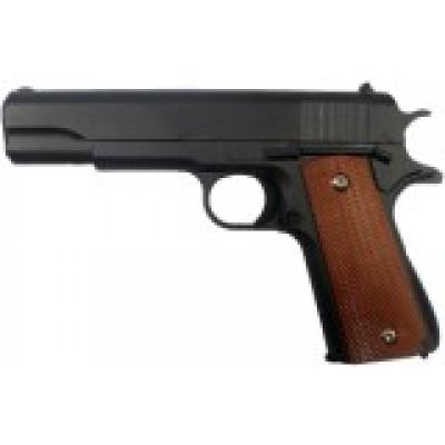 (М) Металлический пистолет (в кор.,бол.)