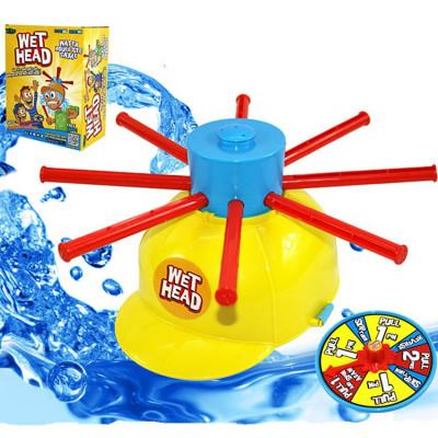 (М)Настольная игра Мокрая голова