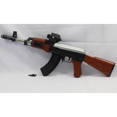 """(М) Автомат """"АК-74"""" с лазером"""