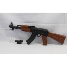 """(М) Автомат """"АК-47"""" с лазером"""