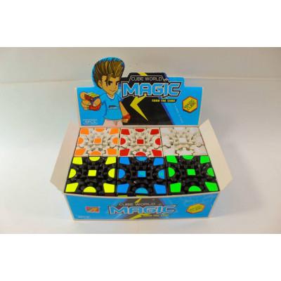 Кубик-рубик 6 шт в коробке