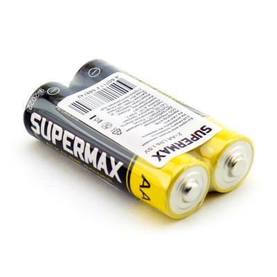 "(M)Батарейка AA ""Supermax"" LR62S"