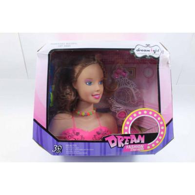 """(М) Голова для макияжа c косметикой """"Dream Fashion"""""""