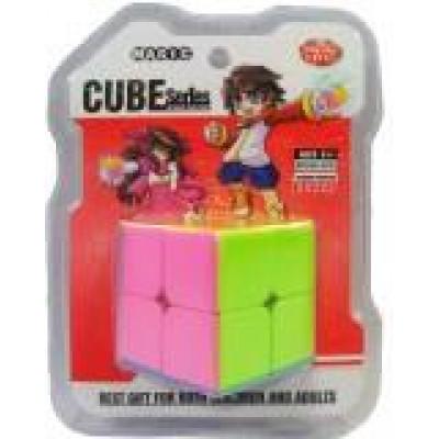 Кубик рубика на блистере Ромбик