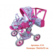 (М) Кукольная коляска