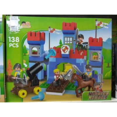 """Лего """"Worring Heroes"""" 138 деталей"""
