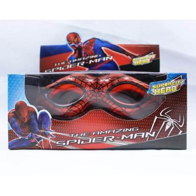 """Маска """"Человек-паук""""свет в коробке"""