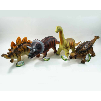 """(М) Динозавры """"Ассорти"""" (в пак.)"""