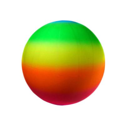 (М)Мяч радуга maxi